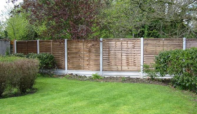wooden-fencing